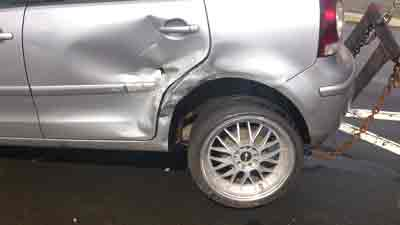 RAMLA Road accident management - Car accident